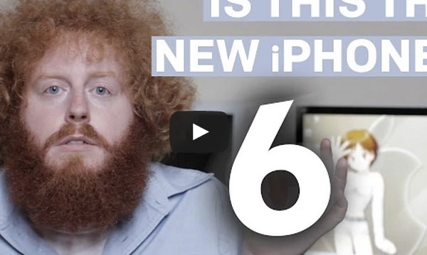 CLICK BAIT: Leaked Video of the iPhone 6 Shows All Delicious New Features