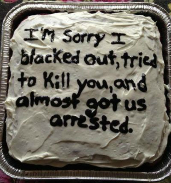 honest cake