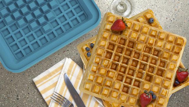 pixel-waffle