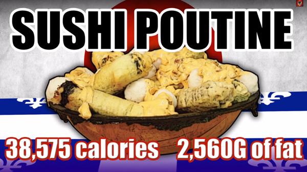 sushi-poutine