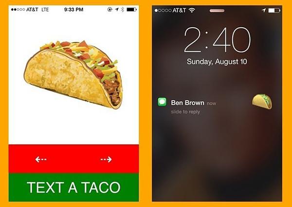 text-a-taco