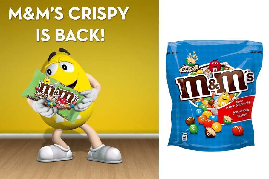 M&M-Crispy