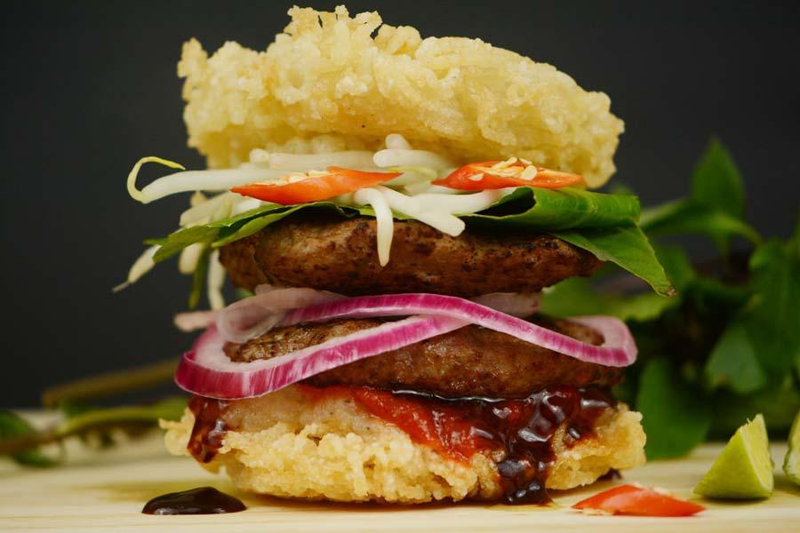 Pho-Burger