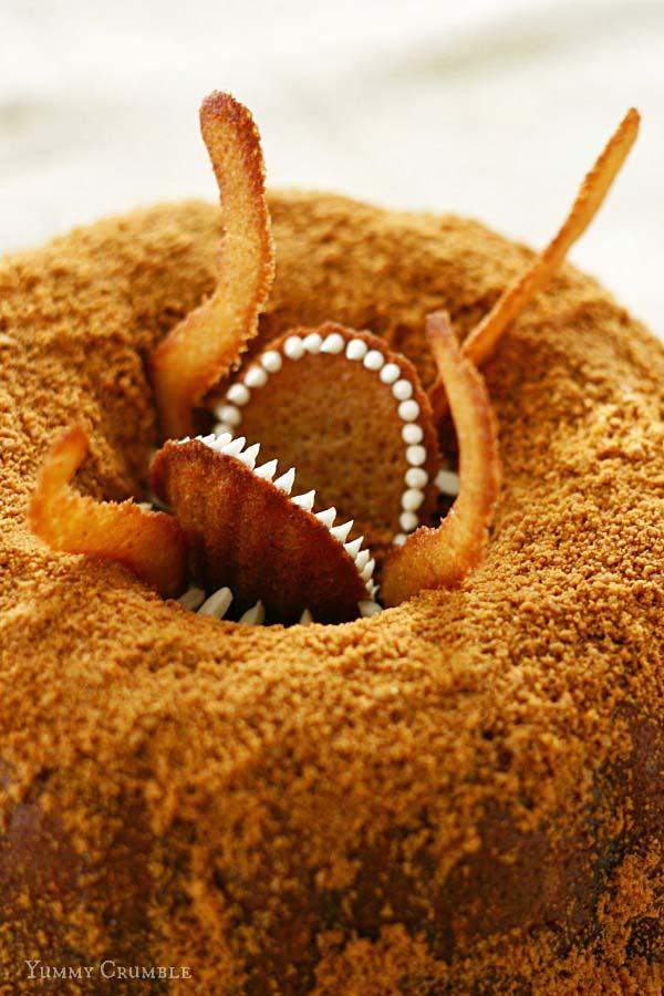 Sarlaac-Bundt-Cake