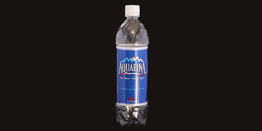 This Magic Aquafina Bottle Allows You To Hide Your Weed