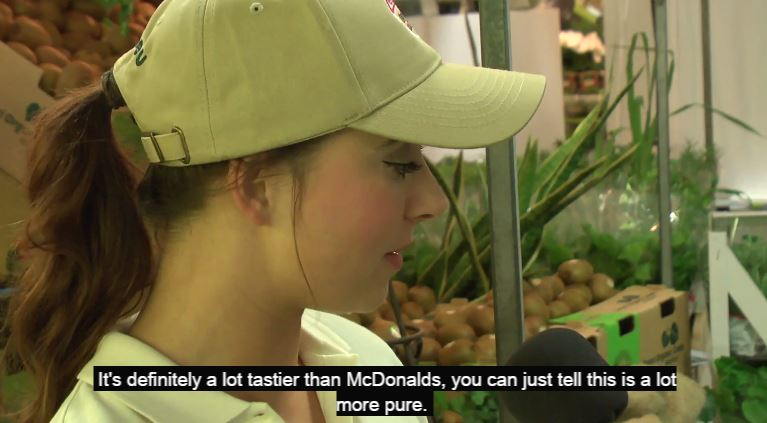 Experts Think They're Critiquing New 'Organic' Dishes, It's Really Just McDonald's [WATCH]