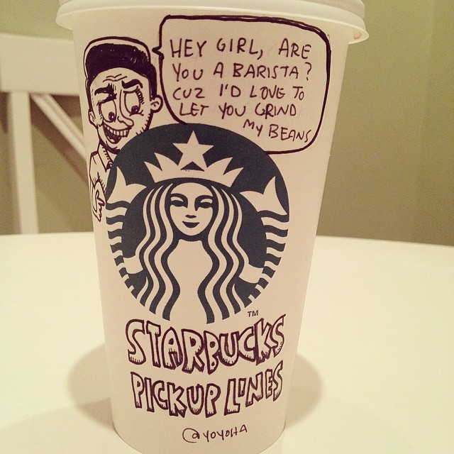 26 Starbucks Cup Comics That Perfectly Describe The Coffee
