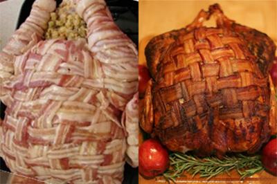 Bacon-Wrapped-Turkey-Holiday-Party-Recipes