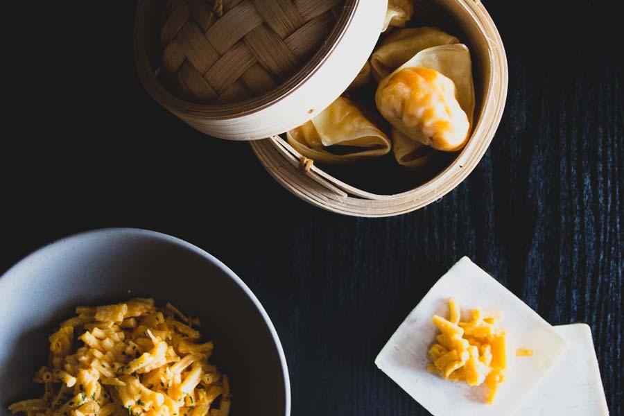 Mac-Cheese-Dumpling-Spread