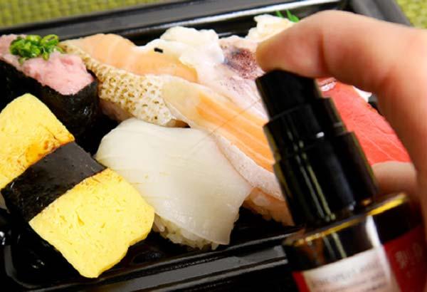 Sushi-Spray