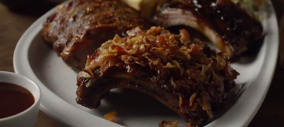 bacon ribs
