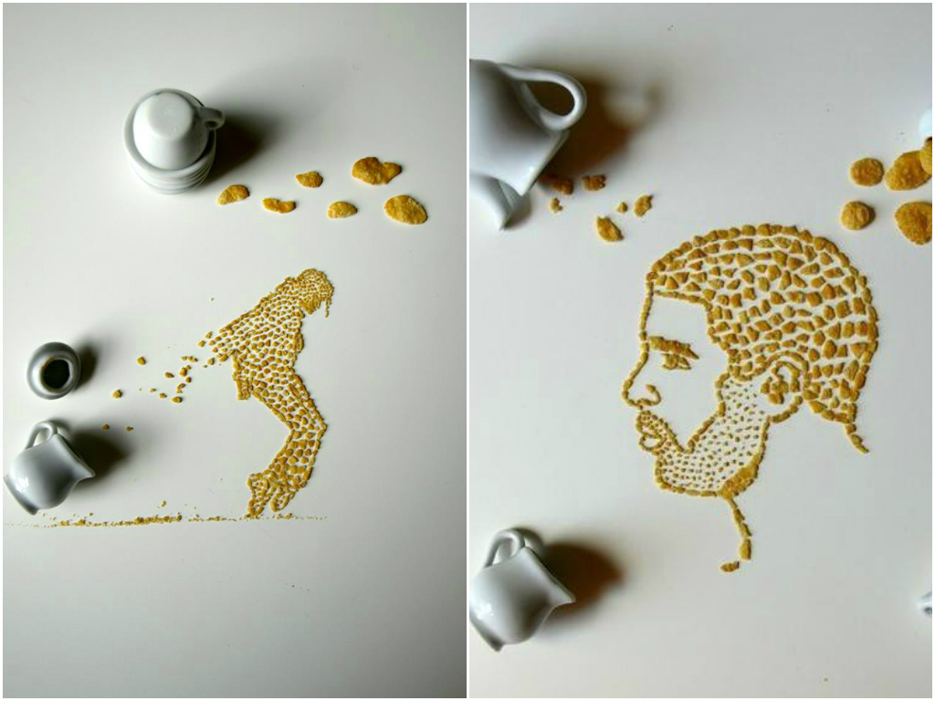 cereal artists