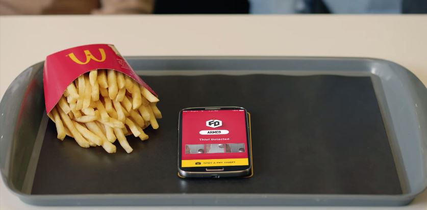 McDonald's Canada Creates a Useless App to Protect Your Fries From Thieves