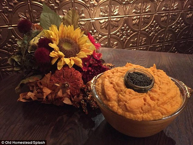 This $35,000 Thanksgiving Feast Will Make You Thankful For Nothing