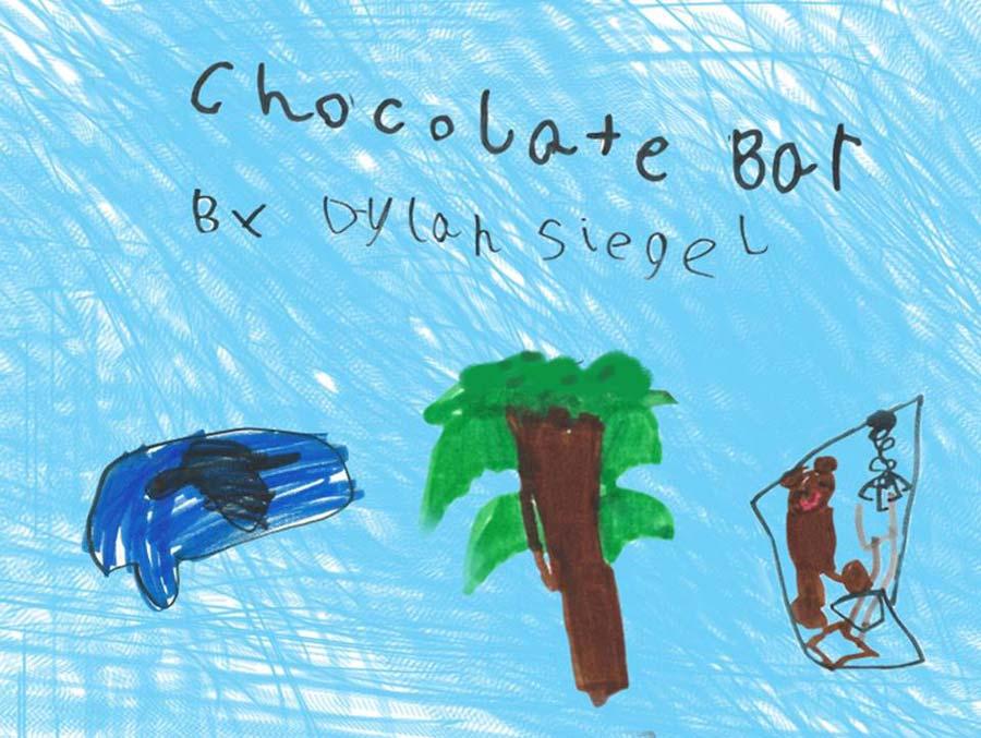 Chocolate-Bar-Book