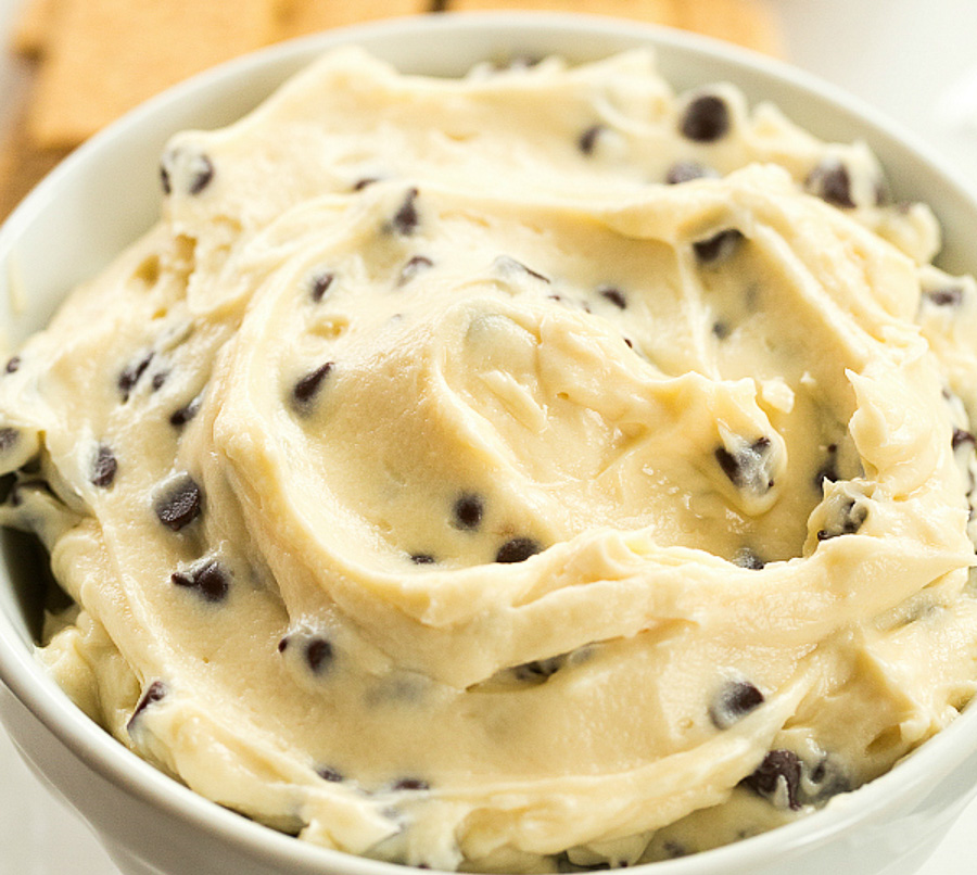 Chocolate Chip Cookie Dough Dip-600