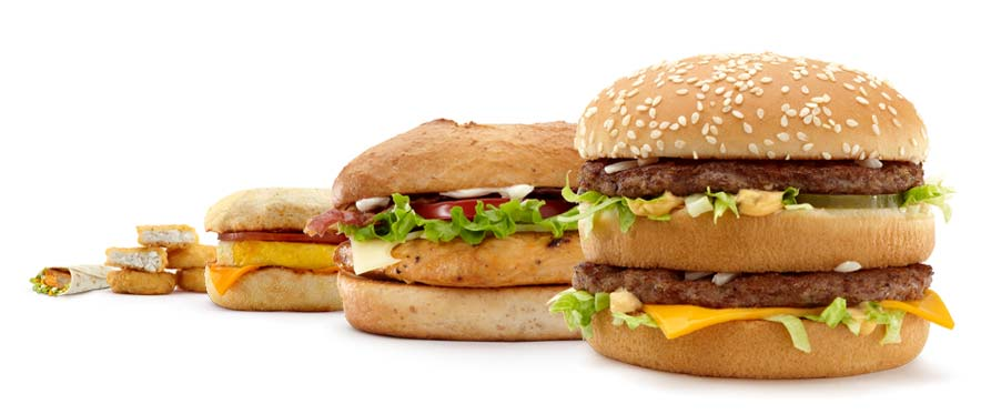 How To Get Fast Food That Looks Like The Pictures