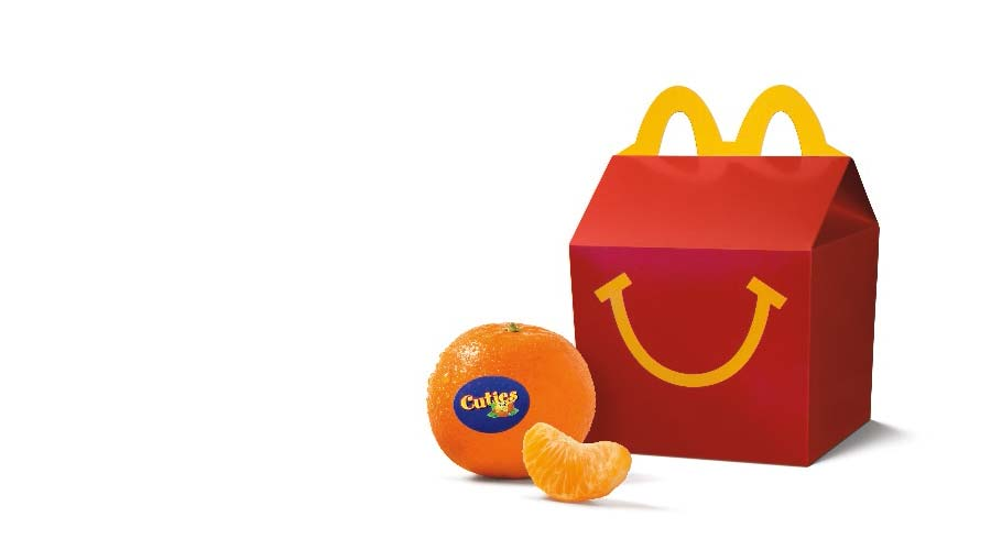 McDonald's-Cuties
