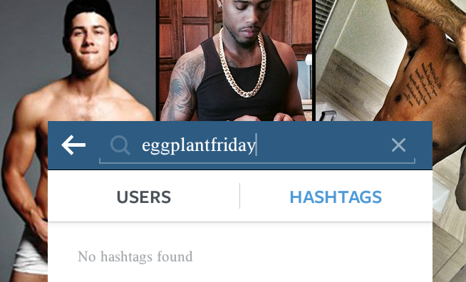 Instagram Squashes #EggplantFriday, Thirst Too Real [NSFW]