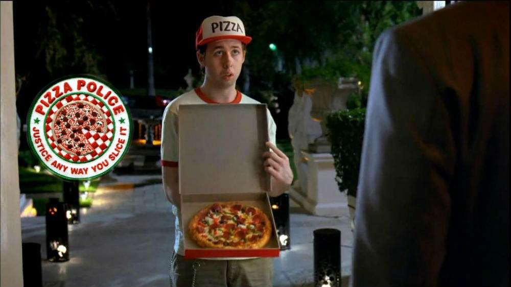 Police Officer Delivers Pizza After Arresting Driver