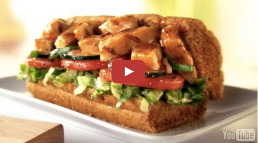 Odd, Unnerving Subway Sandwich Tutorial Will Leave You Thinking [WATCH]
