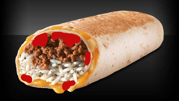 Taco Bell Ignites Menu with Sriracha Quesarito