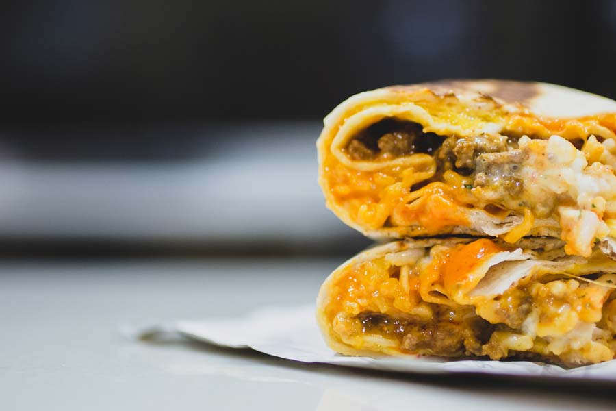 Taco Bell's Sriracha Quesarito Hits Restaurants Nationwide