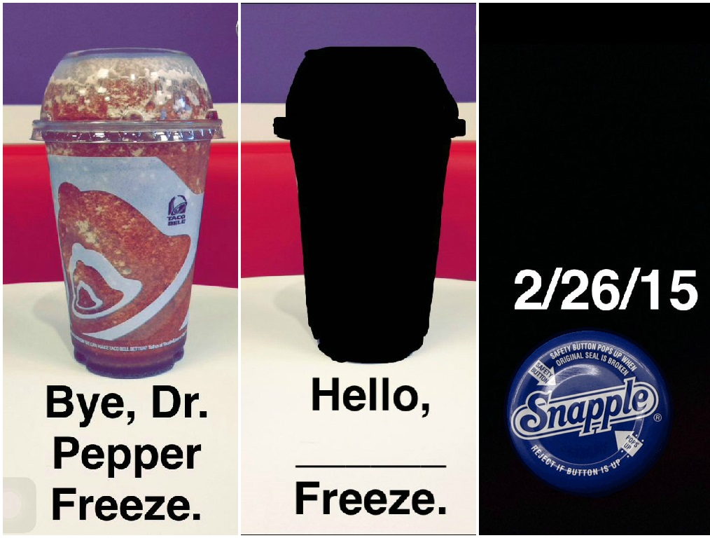 Secret's Out, We Know Taco Bell's New Freeze Flavor