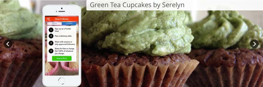 Green-Tea-Cupcakes-Foodie-Shares