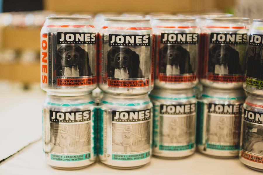 Jones-Water