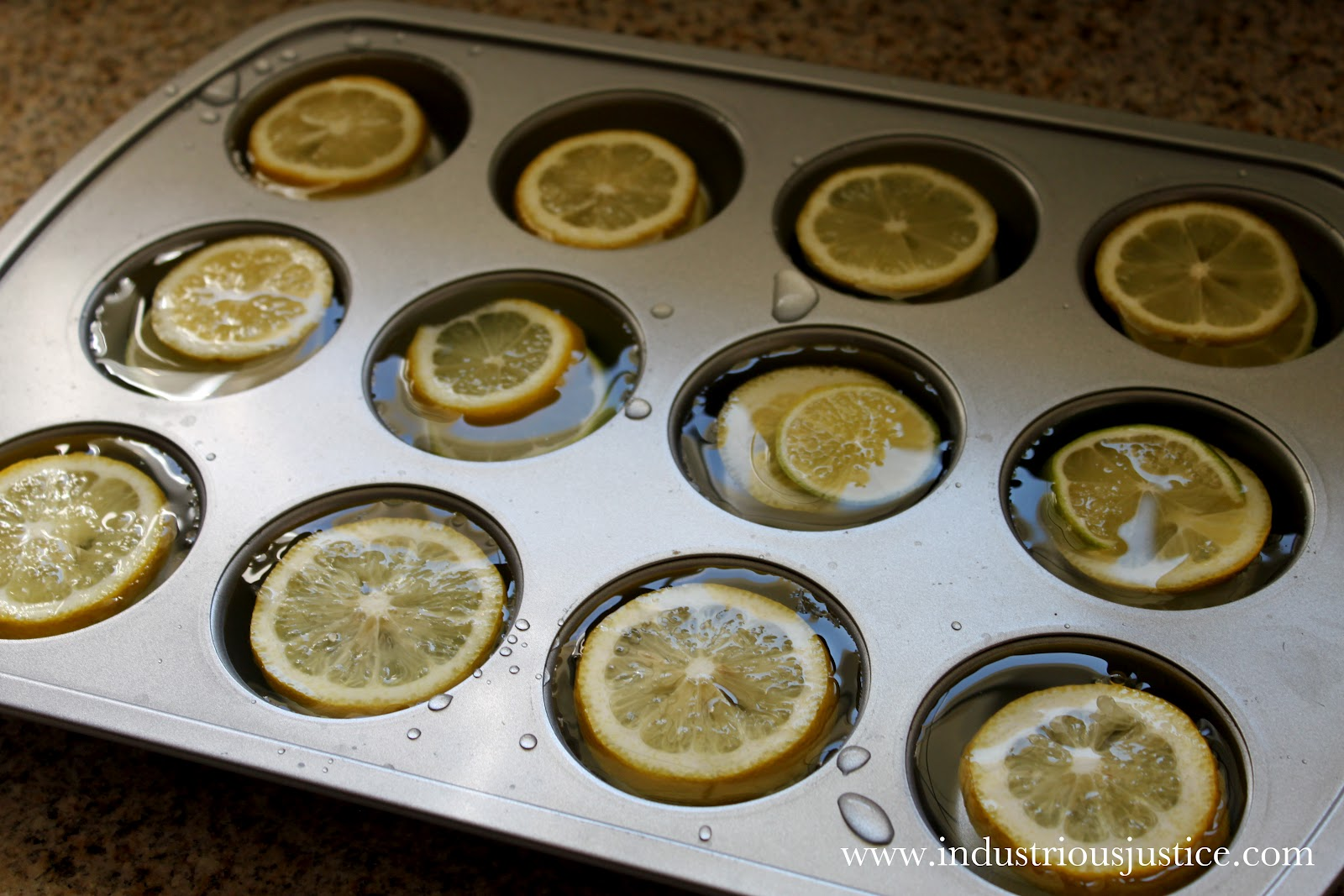 Lemons-in-Muffin-Trays
