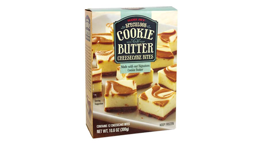 Speculoos-Cookie-Cheesecake-Bites