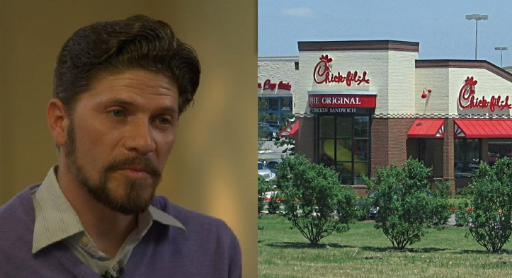 CFO Who Made $200K Per Year Is Now On Food Stamps Three Years After Abusive Chick-fil-A Video
