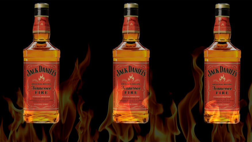 Jack Daniel's Tennessee Fire Whiskey Launches Nationally