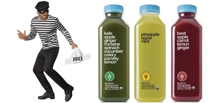 Hilariously Ridiculous Story Of Felicia, The Agency Girl Whose Juice Cleanse Keeps Getting Stolen