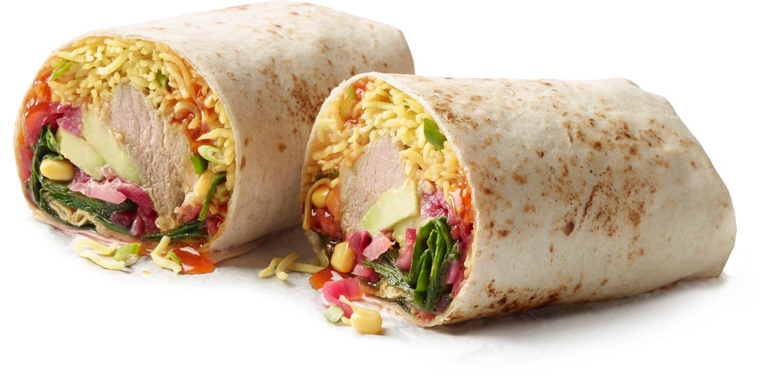 This Fast Food Mexican Chain Now Has A RAMEN BURRITO On The Menu