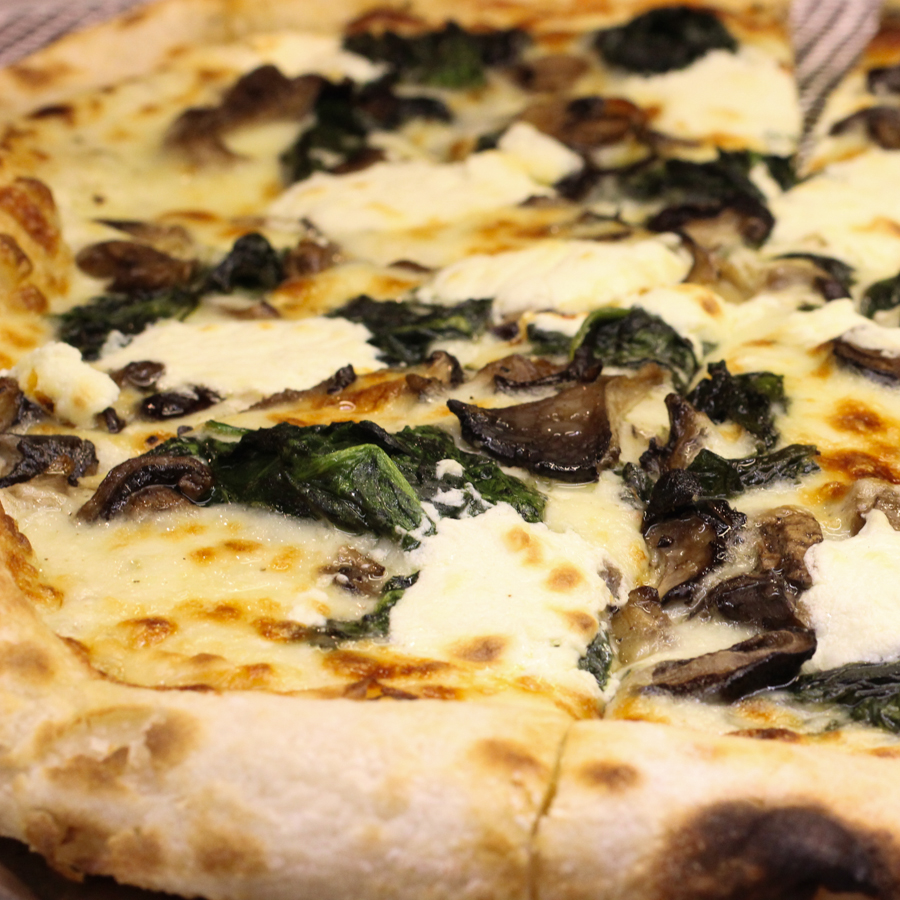 Shawn McClain Forager Pizza Five50 Aria Las Vegas