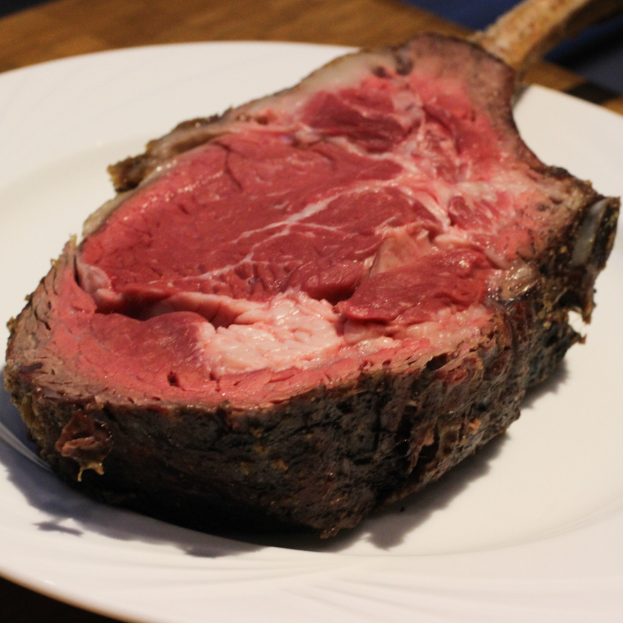 jean georges steakhouse aria tomahawk prime rib