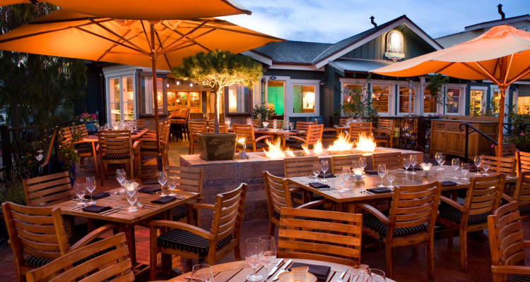 11 Restaurants With Outdoor Seating You Ll Only Get In