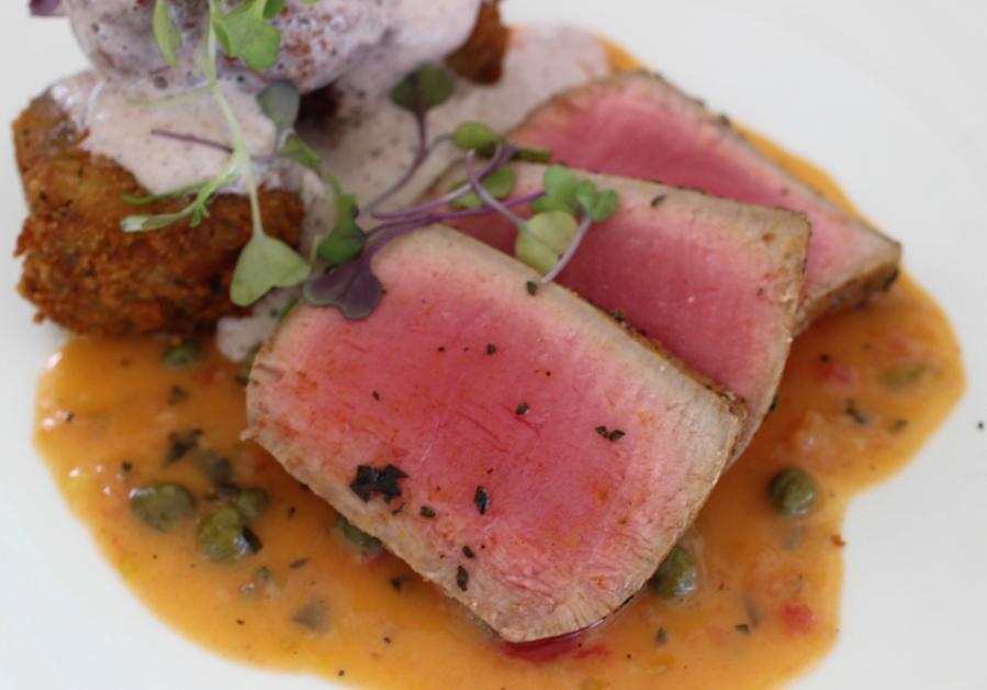 Seared Tuna-8095