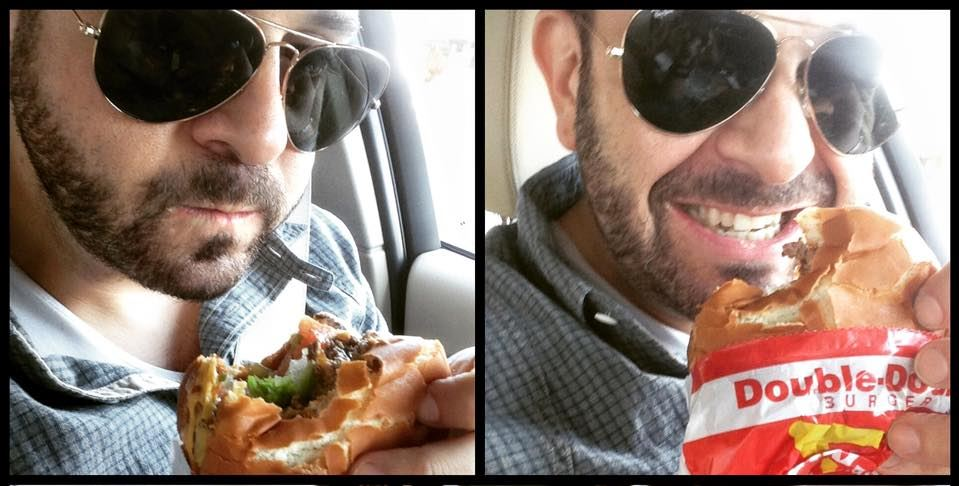 Former 'Man Vs Food' Star Demolished An In-N-Out Burger To Shut The Tabloids Up