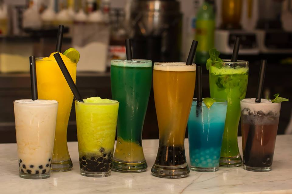This Speakeasy Serves Insane Booze-filled Boba Tea Drinks [WATCH]