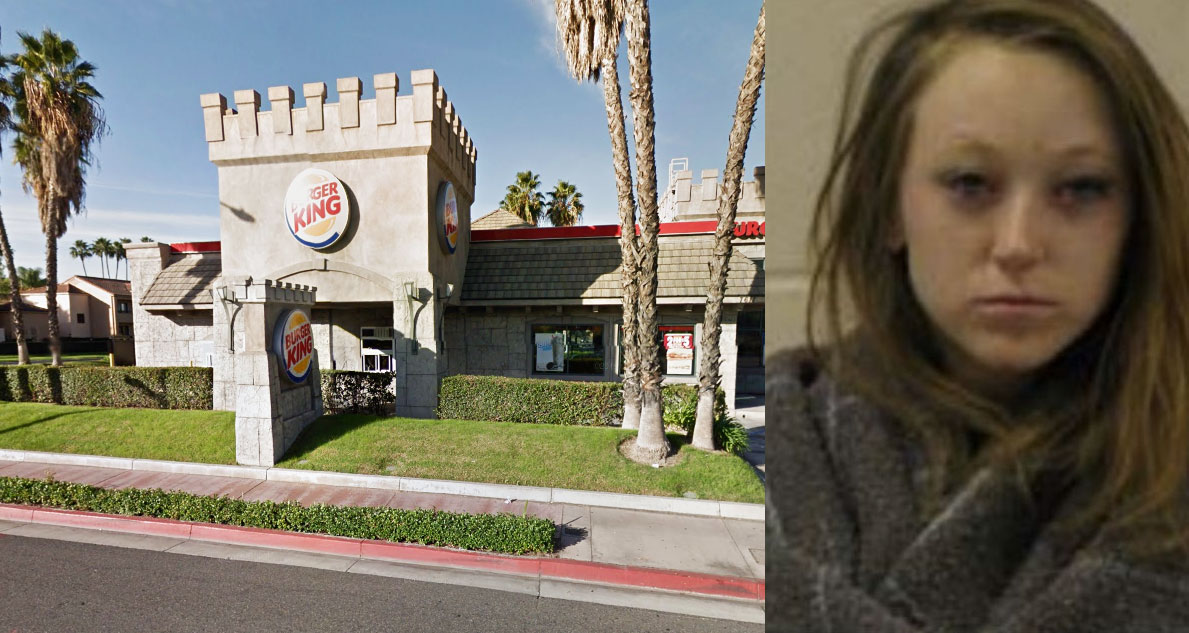 BUSTED: Burger King Drive-Thru Attendant Was Running A Meth Operation Out Of The Window