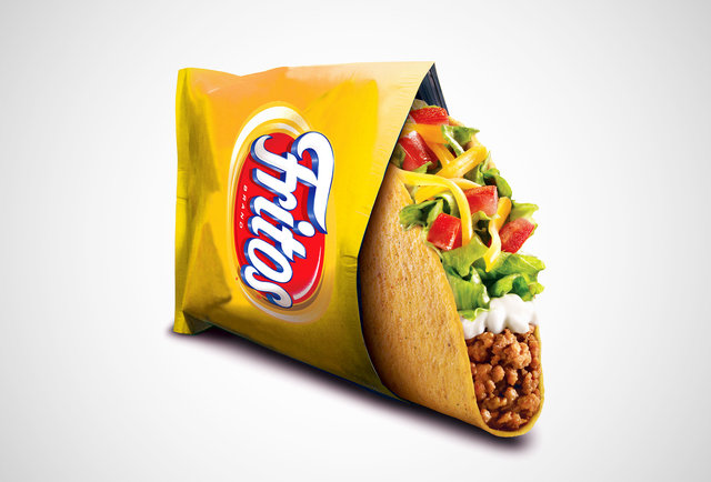 Taco Bell Officially Testing Tacos Made of Fritos Shells