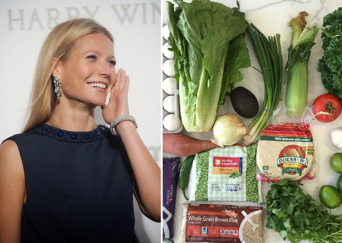 Gwenyth Paltrow Tries To Eat Poor For A Week, Fails Miserably Like Everyone Else