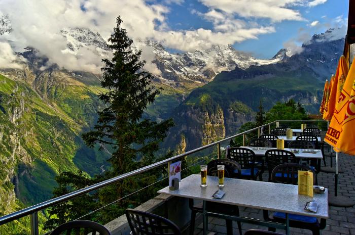 Image result for Hotel Edelweiss, Mürren, Switzerland