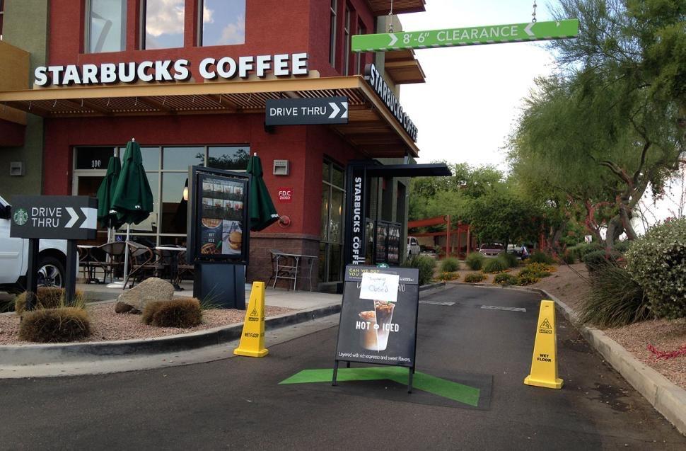Starbucks Back Up After Cash Register Malfunction Causes NATIONWIDE SHUT DOWN