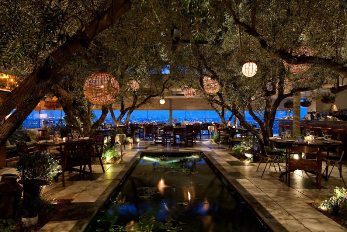 50 Of The Worlds Most Breathtaking Restaurant Views