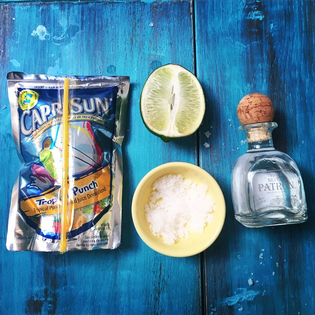This Hack Gives Your Adult Self The Perfect Excuse To Drink Capri Sun Again