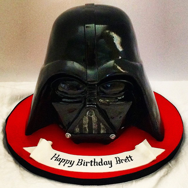 darth vader cake 14 of the most wars cakes the galaxy has 3312